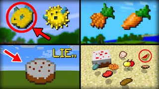 ✔ Minecraft: 15 Things You Didn