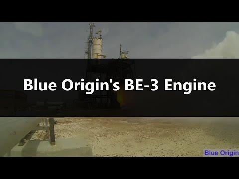Blue Origin's BE-3 Rocket Engine