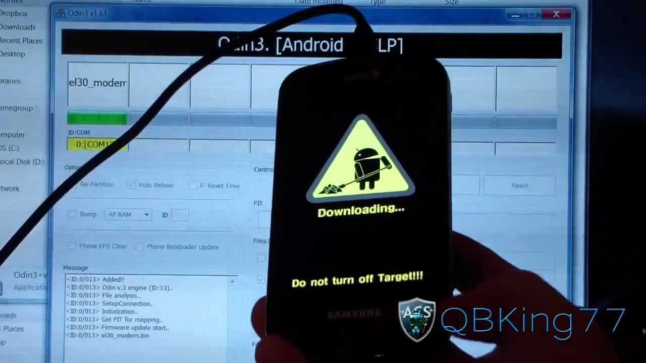 How to] Factory Restore (or Fix a Bricked Phone) - Android