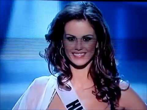 19/12/12 MISS UNIVERSE - Miss Universe 2012 SWIMSUIT Competition TOP 10