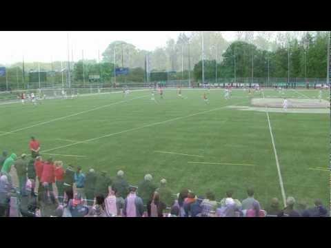 Senior Footballers -v- Oliver Plunketts (16/05/2012 )