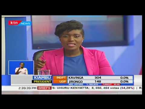 Analysis of NASA's claim of IEBC being hacked