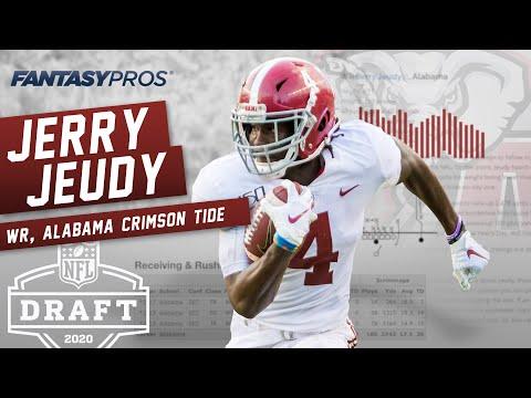 Jerry Jeudy NFL Draft Profile: Highlights + Film Analysis