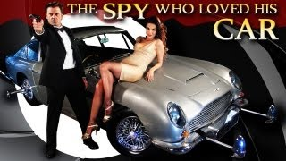 THE SPY WHO LOVED HIS CAR (007 Parody)