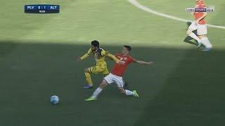 بالفيديو- هدف مارادوني في مباراة مجنونة بدوري أبطال آسيا