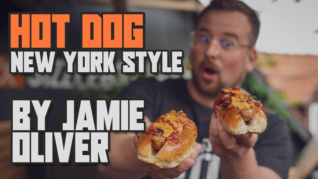 Hot Dogs zubereiten bei 200 dB? Wie schmeckt das Jamie Oliver HOT DOG REZEPT ?🤔