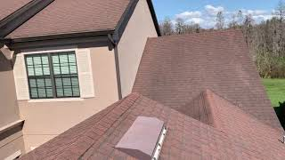 "Sharpe Roofing University: Check your roof ""caps"" after high winds"