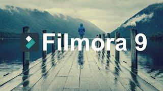 wondershare Filmora 9  Effect Pack l МОНТИРУЕМ ВИДЕО ЛЕГКО И БЫСТРО !