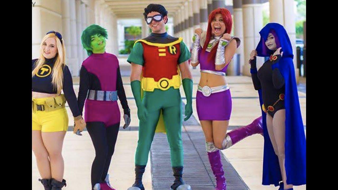 Teen Titans Go In Real Life Cosplay Skits - Teen Titan -6861