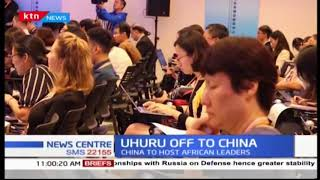 President Uhuru leaves for China, to attend FOCA 2018