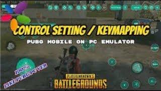 pubg emulator controls VIZION LV