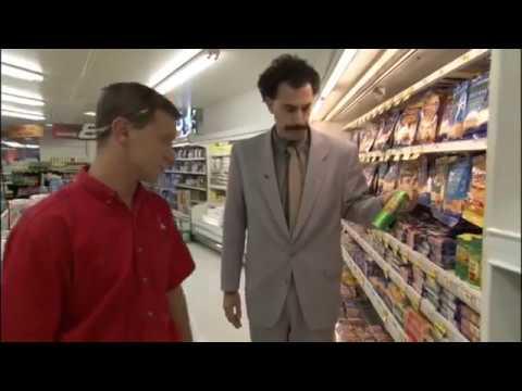 Borat Funny Deleted Scenes | Never seen before