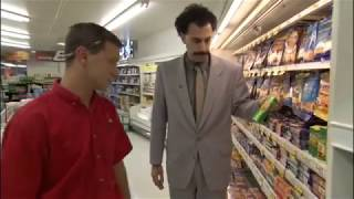 Borat Funny Deleted Scenes | Never seen before