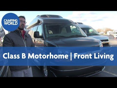 2017 Roadtrek 190    Class B   Gas Motorhome - RV Review