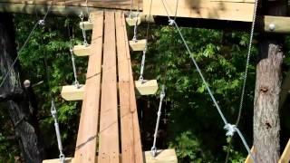 Ocoee River Basin Canopy Tours in Ducktown, TN