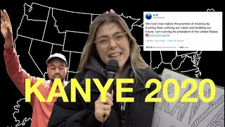 why kanye 2020 isn't possible
