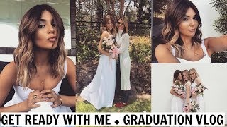VLOG 11 l GRADUATING FROM HIGH SCHOOL (GRWM & VLOG) l Olivia Jade