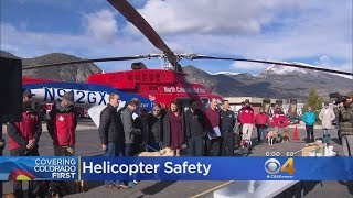 Helicopter Safety Bill Celebrated In Summit County