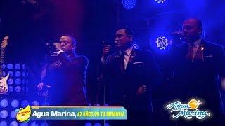 Agua Marina - Mi Complice, Ni la Distancia, Regresa Amor, Baila Mi Cumbia