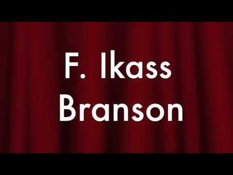 F. Ikass Branson -  Une Soirée En Enfer - Die Hard 3