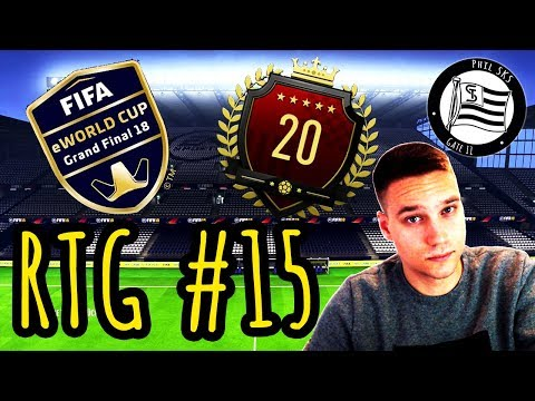 Top 20 Monthly (154/160) - Global Finals Qualifikation! / Road to Glory #15 / FIFA 18 Ultimate Team