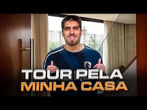Download TOUR PELA MINHA CASA!   VLOG RAKIN