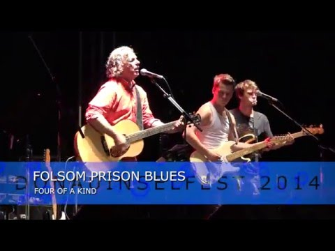 Johnny Cash - Folsom Prison Blues by Four of a Kind
