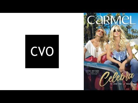 2fdef17ae3 Catálogo Carmel Campaña 18 de 2016