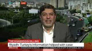The Khashoggi Killing: Mohammed Marandi joins the discussion