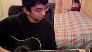 Linkin Park - Iridescent (Acoustic Guitar Cover)