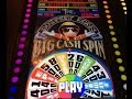 The MONEY MAN BIG CASH SPIN slot machine Bonus WIN!