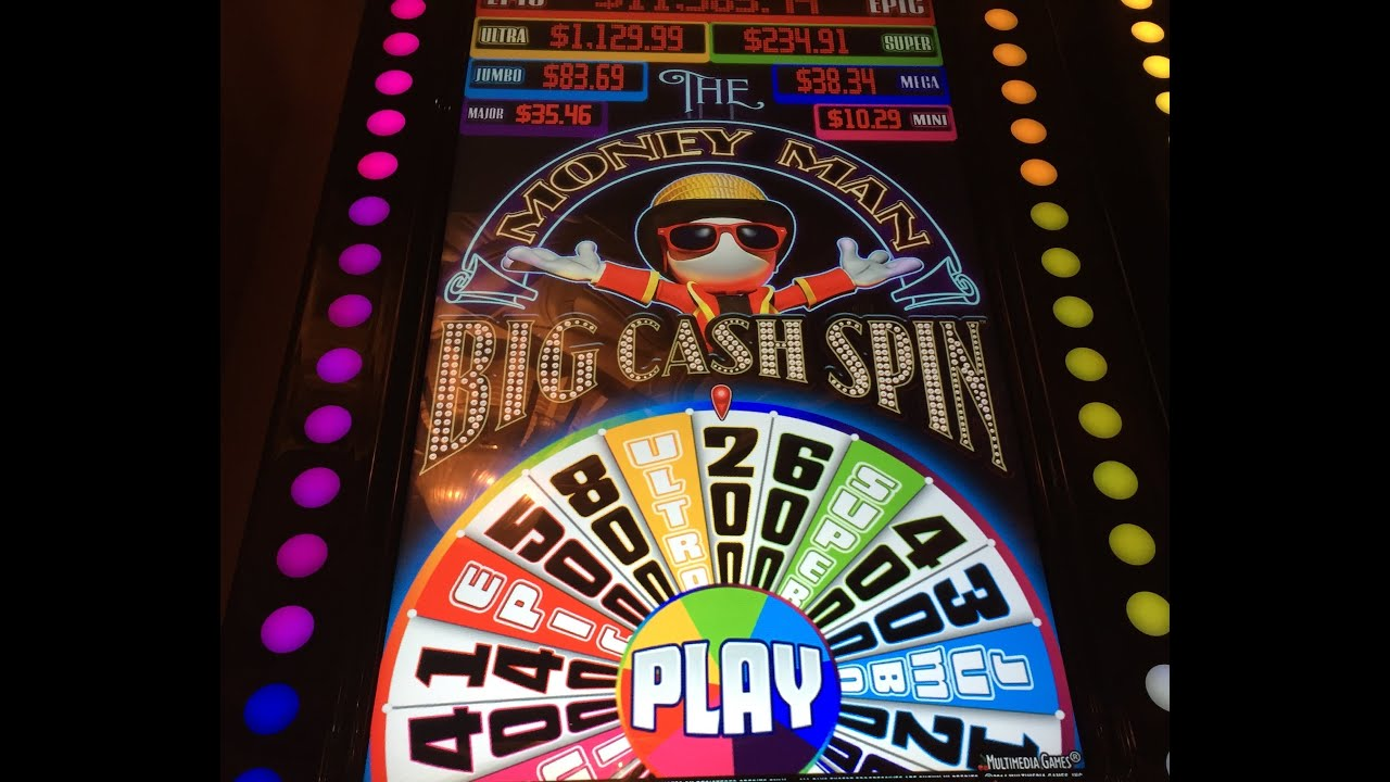 Spin Games For Money