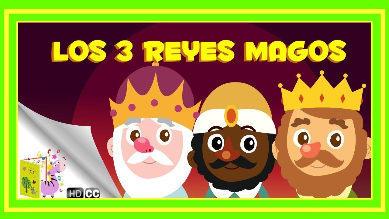 Imagenes Sobre Reyes Magos.Cuentos Infantiles Los 3 Reyes Magos En Espanol