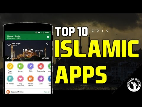 Top 10 Apps For Muslims | Ramazan Apps For Muslims | Ramadan Apps | Islamic Apps