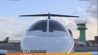 Tourisme: des jets privés russes à Bron