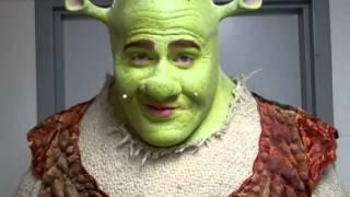 Shrek Gives a Shout-out to San Bernardino, California