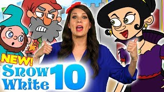 The Adventures of Snow White - Part 10 | Story Time with Ms. Booksy at Cool School