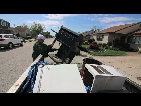 Dumpster Diving, Scrap Life, and Welding!