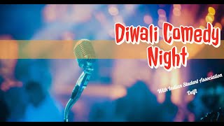 An Indian Going Dutch| Being broke | Doing Master Abroad | Standup Comedy - TU Delft