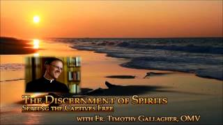 #03 The First Rule - The Discernment of Spirits /w Fr. Timothy Gallagher, OMV