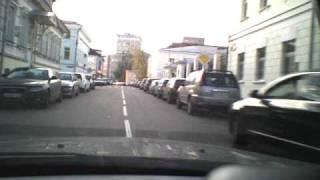 видео камера в машине