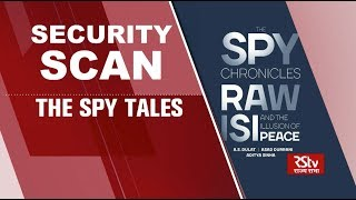 Security Scan - The Spy Tales