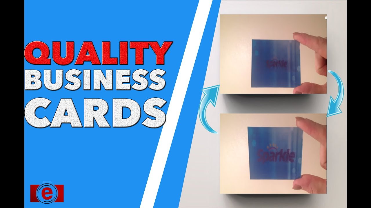 animation lenticular business card  youtube