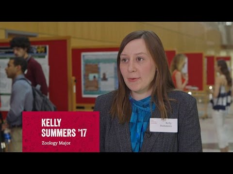 OWU Connection Research - Zoology - Kelly Summers '17