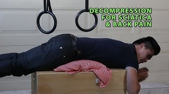 Decompression for Sciatica and Low Back Pain