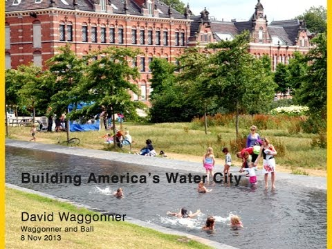 David Waggonner - Living with Water - New Orleans