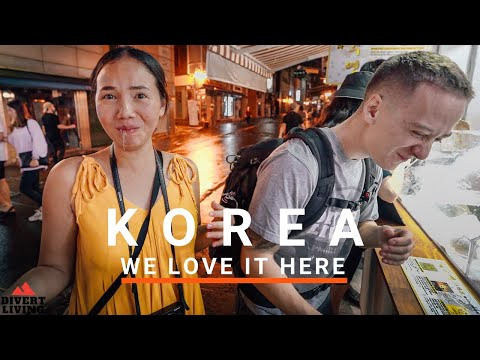 We Love It Here In Seoul - Explore Jongno With Local ( Seoul, South Korea )🇰🇷