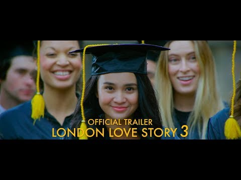 Official Trailer LONDON LOVE STORY 3 (2018) - Dimas Anggara, Michelle Ziudith, Derby Romero