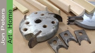How To Make Molding with a Table Saw & I'm in a TV Commercial