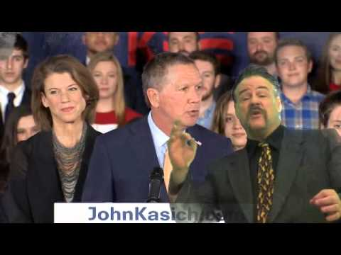 Tommy Vale Kay is for Kasich